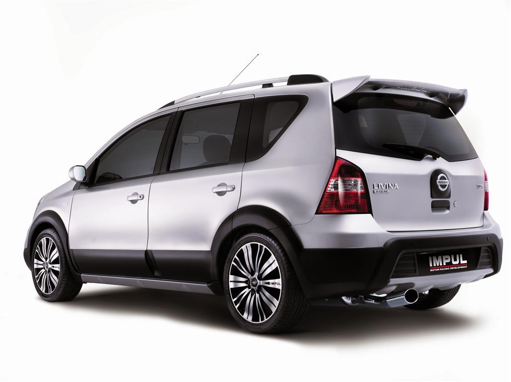 Malaysia AutoSport  ETCM Offers IMPUL Tuned Nissan Livina X Gear