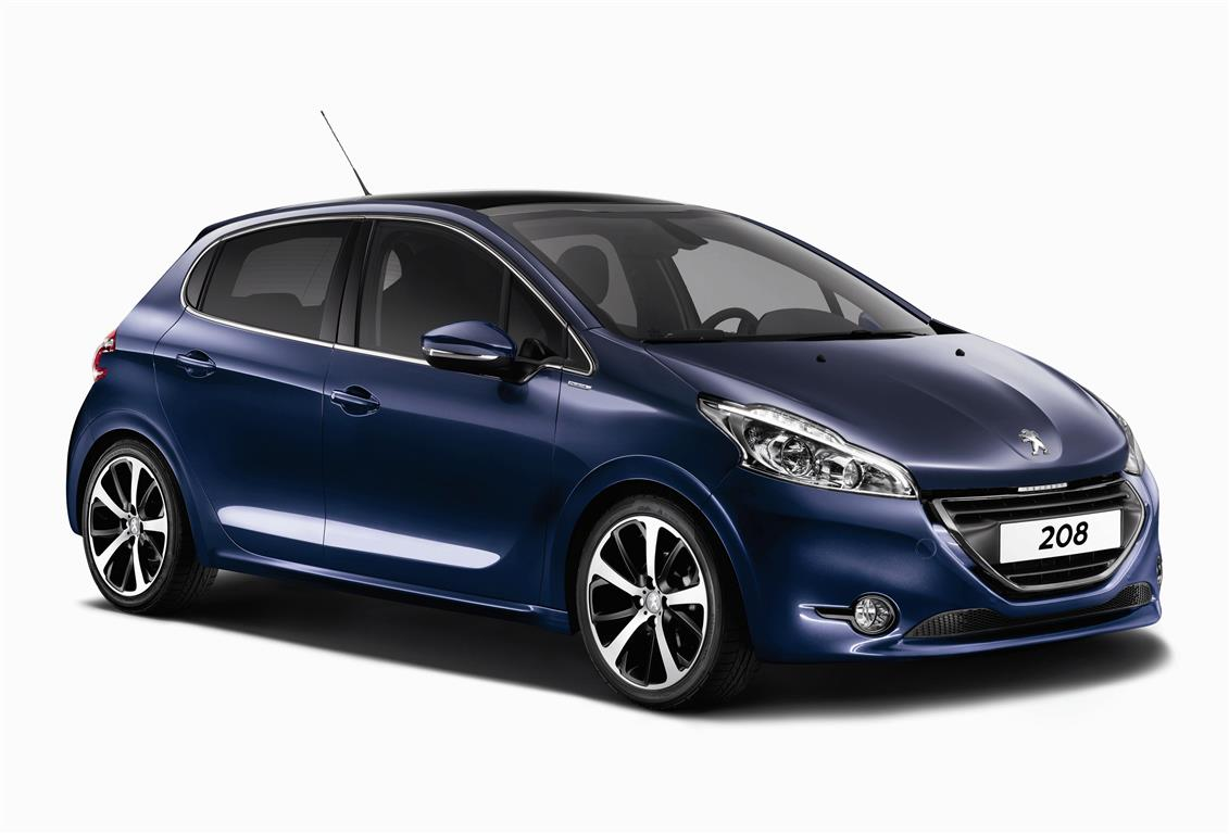 peugeot 208 to arrive in malaysia mid april. Black Bedroom Furniture Sets. Home Design Ideas