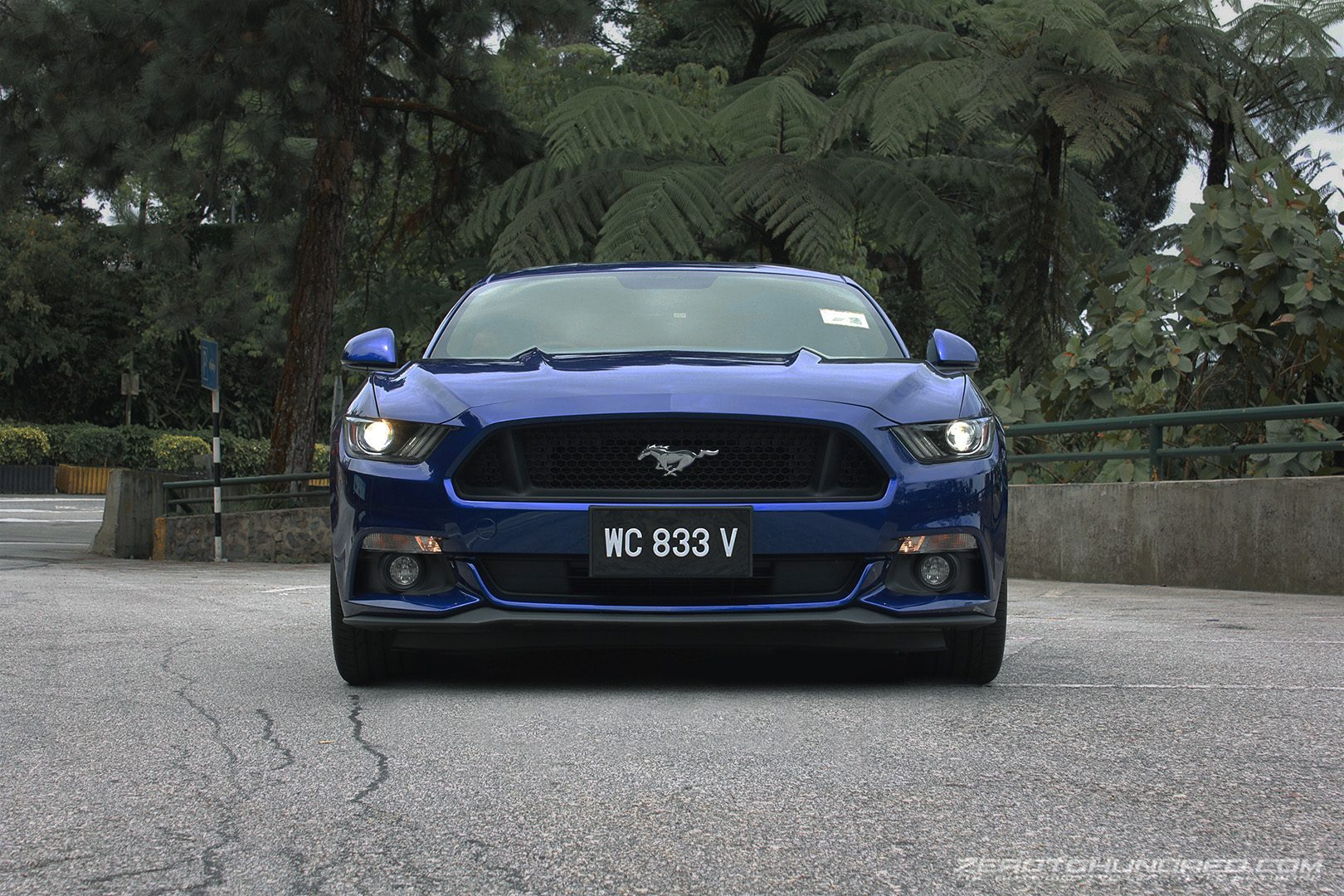 2016 mustang gt 50 v8 malaysia ford 9091